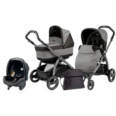 Детская коляска 3 в 1 Peg Perego Book Plus S Pop-Up Set Modular - Atmosphere